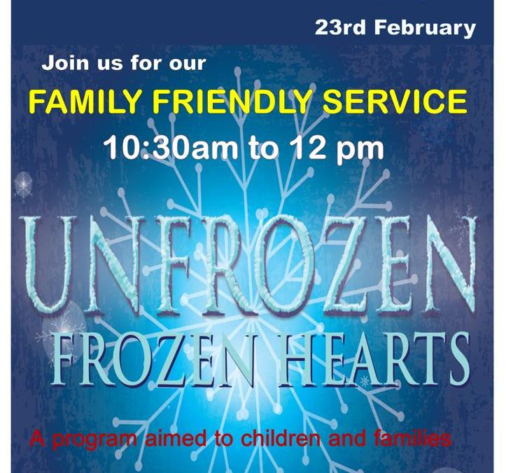 Unfrozen Frozen Heart