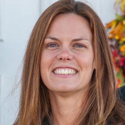 Church Secretary, Holly Pugh