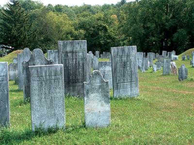 Salem Revolutionary War Cemetery