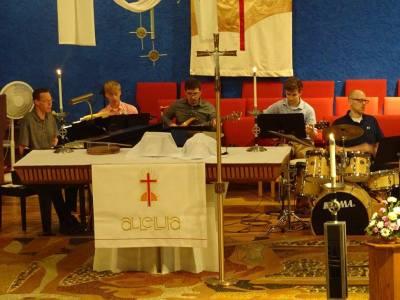 Praise Band Spring '17