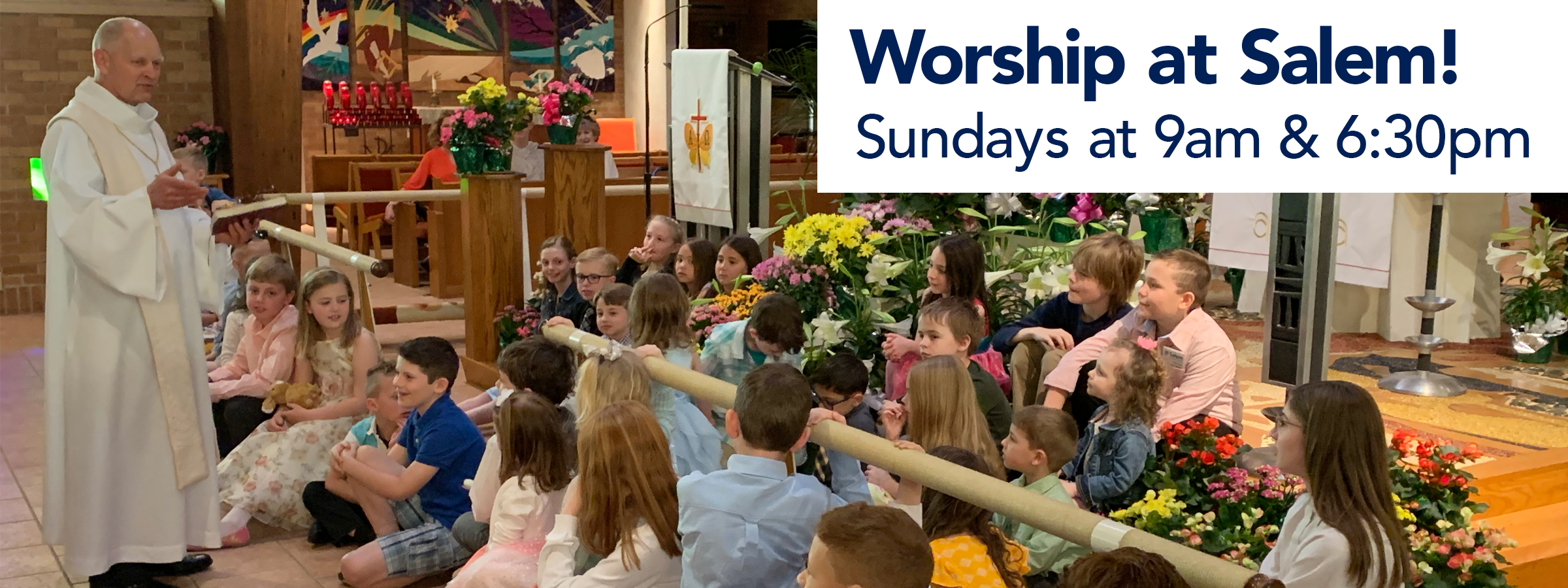 Worship Slider Summer