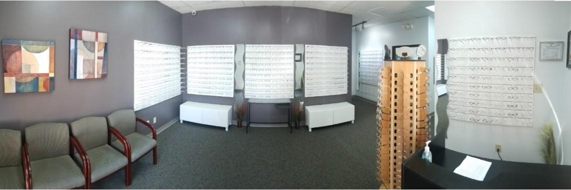 Salem Optical eyeglass store