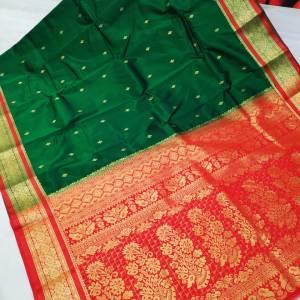 Semi Silk Kanjivaram Saree (Range-2)