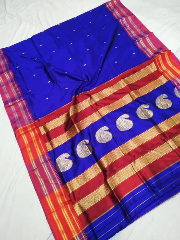 narayanpeth silk paithani