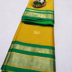 Shahi Irkal Sico Soft Silk Saree (Range-4)