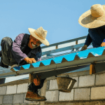 When a Roofer Falls off the Roof, Who's Responsible?