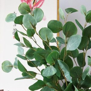 fake eucalyptus