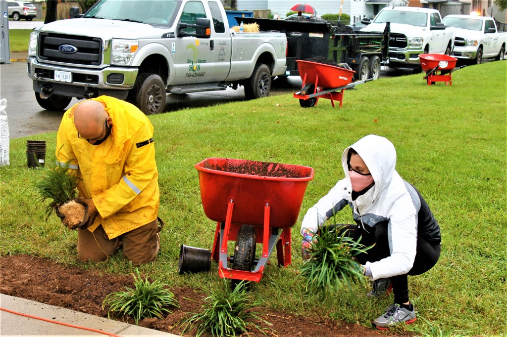 Inaugural Beautification Day showcases community resiliency
