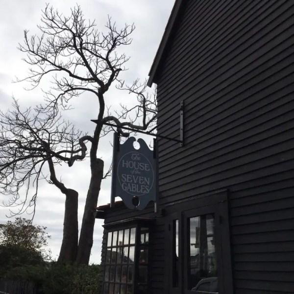 House Of Seven Gables Turner-ingersoll Mansion