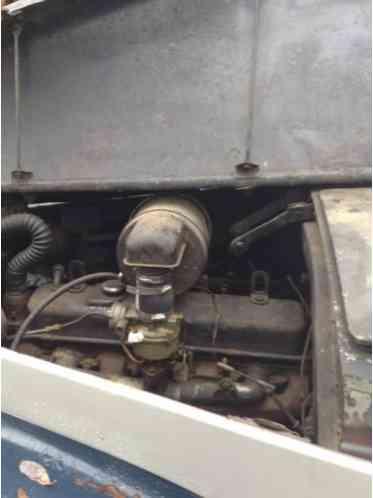 Austin 1955 Of England 125 Sheerline Saloon Car 4 Door