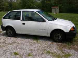Geo Metro XFI 1992, FOR SALE One of rarer cars in the line