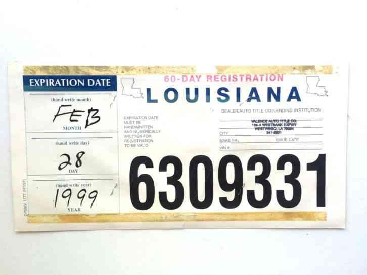 Oklahoma License Plate Art