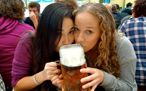 Our First Beer of Oktoberfest!