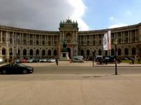 Hofburg.