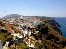 The Main Town, Fira.