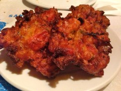 Tomato Fritters, So Good!