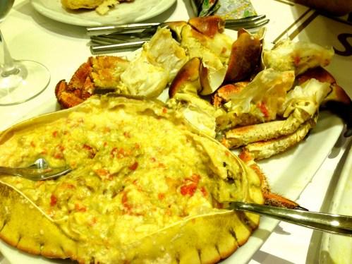 Crab Goodness.