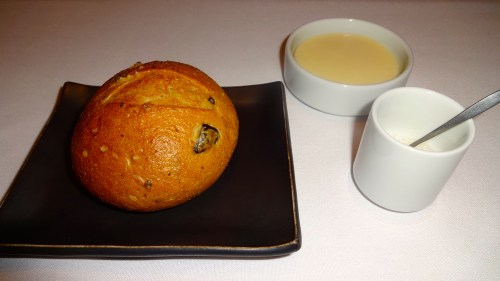 Olive Bread and Butter.