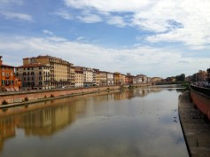 Arno River.