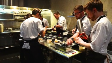 Plating the Next Course.
