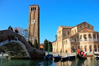 La Basilica di Santa Maria e Donato and the Bell Tower.