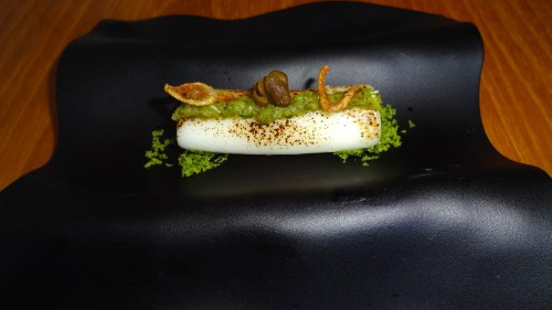 Bone Marrow with Capers (8/10).