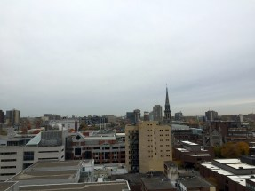 View from the Rooftop.