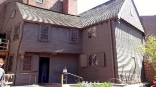Paul Revere House.
