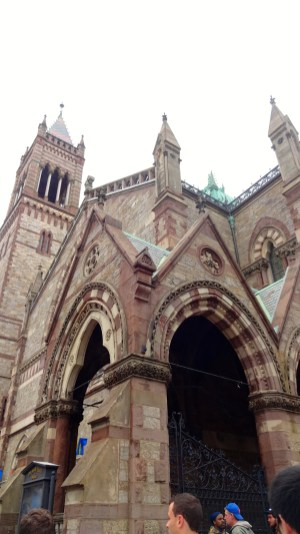 Old South Church.