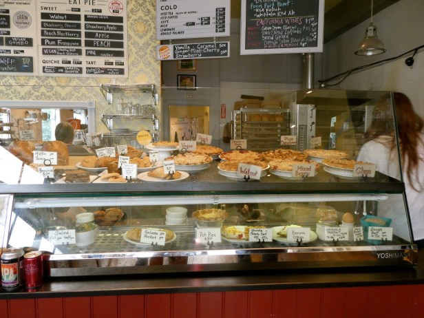 All the Pies on Display!