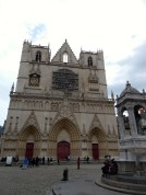 Lyon Cathedral.