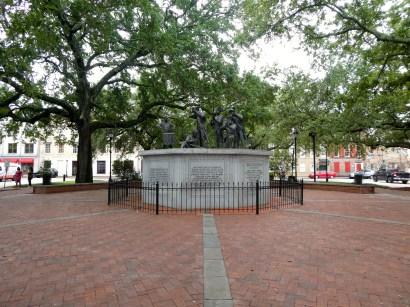 Franklin Square.