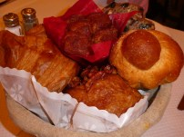 Assorted Pastries to Share.