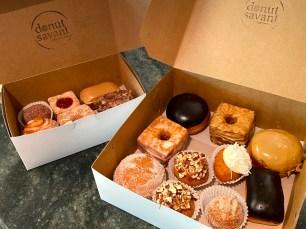 Delicious Donuts.