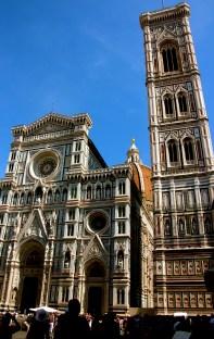 The Basilica di Santa Maria del Fiore.