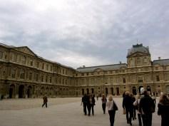 Louvre Palace.