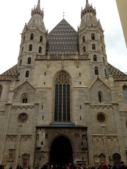St. Stephens Cathedral.