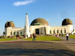 Griffith Observatory.