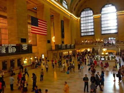 Grand Central Station.