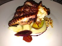 Grilled Octopus with Celery Root.