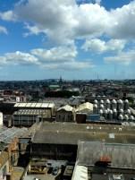 View of Dublin.