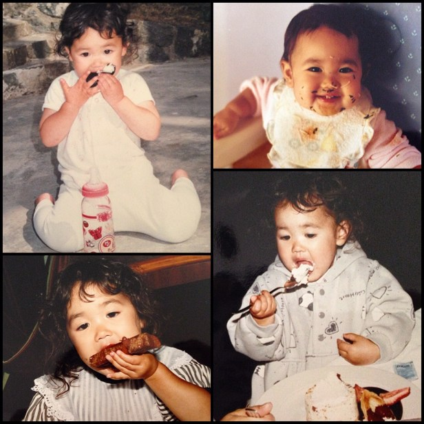 Foodie Since 1989.