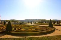 Beginning of the Gardens.