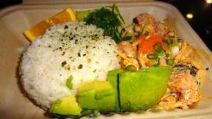 Spicy Mayo Tuna Poké.