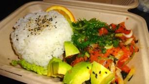 Shoyu Hawaiian Salmon Poké.