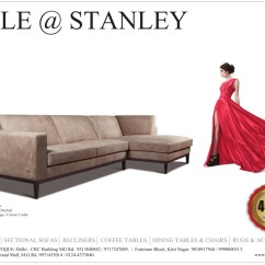 Stanley Sofa Showroom In Bangalore Folding Bed For Rv Sofas Upto 40 Off Mumbai New Delhi