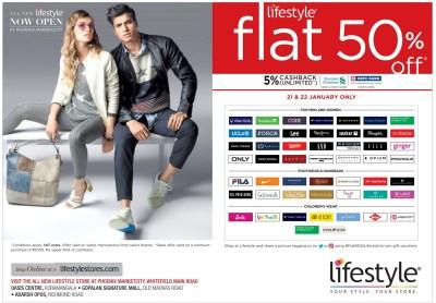 Lifestyle - Sale / Bangalore | SaleRaja