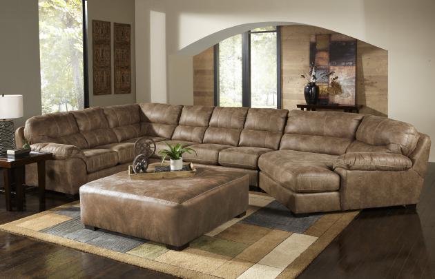 sectional sofa corner wedge black grey modular rattan weave set garden furniture jackson catnapper