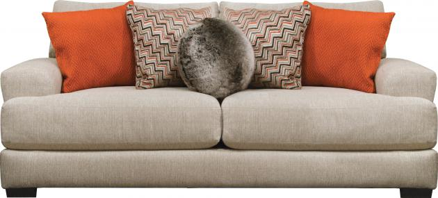 chenille sofa fabric care grey cushions on jackson catnapper