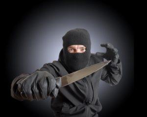 Kyusho Knife Defense